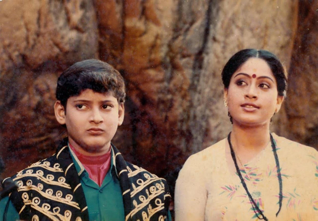 Vijayshanti On About His Mahesh Babu