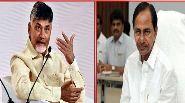 Chandrababu naidu Counter to KCR over Amaravathi