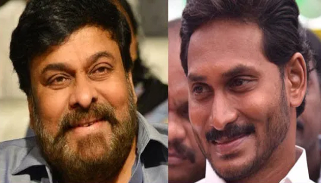 Chiranjeevi Trying for Jagan Appointment