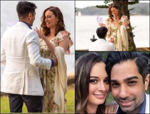 Evelyn Sharma Engaged to Boyfriend Tushaan Bhindi