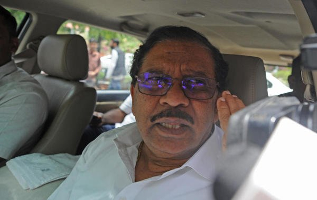 I-T raids properties of G Parameshwara