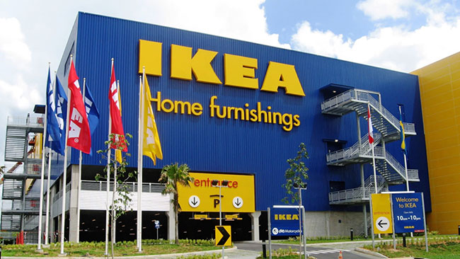 Ikea..shocking thing out