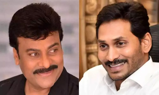 Jagan Gives Appointment To Chiranjeevi