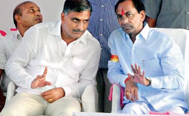 KCR Only Option Is Harish Rao over Huzur Nagar Bypolls