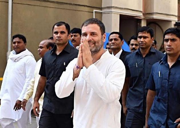 Modi Thieves Remark Rahul Gandhi Appears In Surat Court