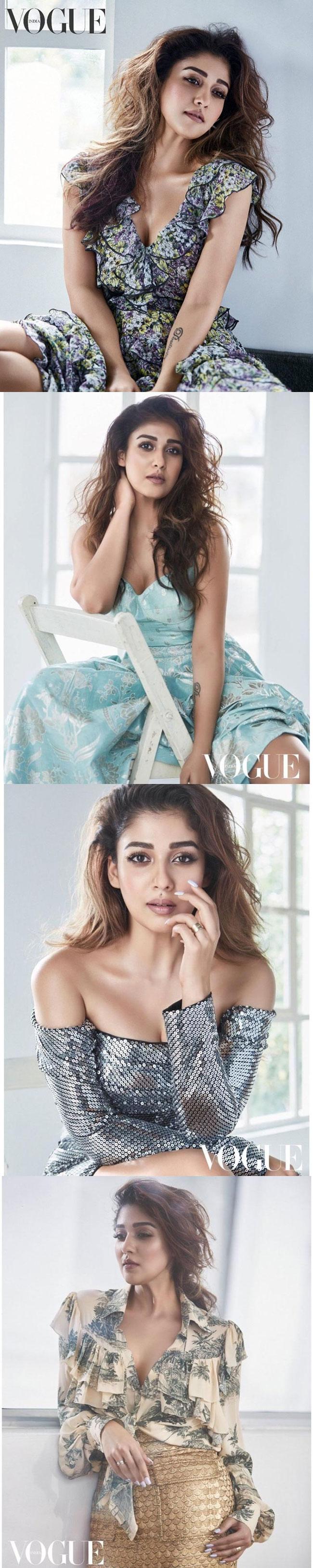 Nayanthara Latest Photo Shoot Photos