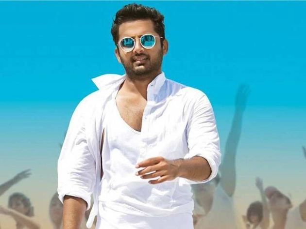 Nithin On about Bheeshma Movie Promotions
