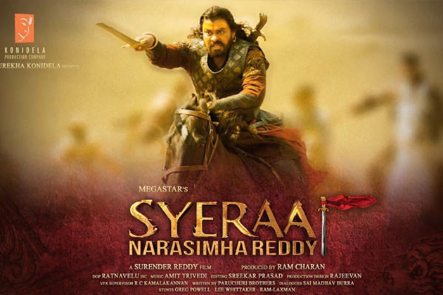 Overseas Distributors Feared After Sye Raa Movie