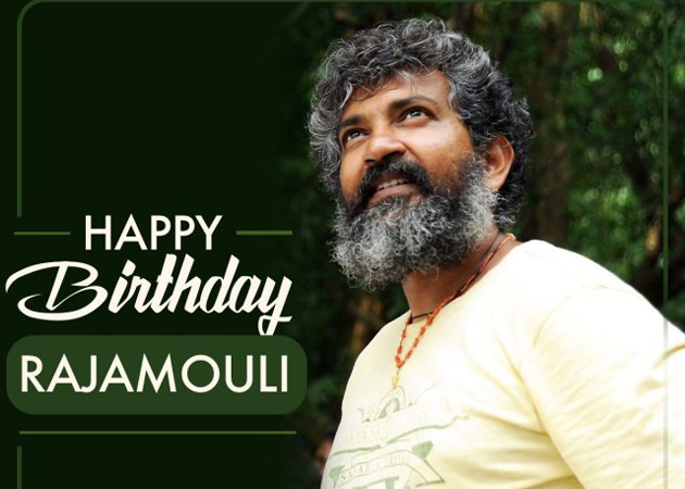 Rajamouli May Gives Birthday Treat For His Fans from #RRR