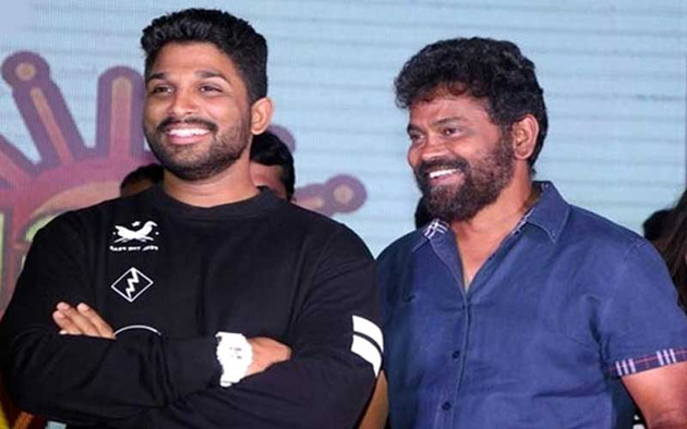 Sukumar And Allu Arjun Movie Not Launched During Dussehra