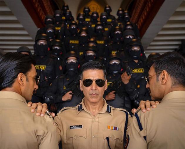 Suryavanshi Movie First Look