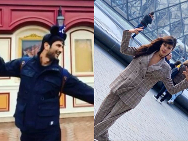 Sushant Singh Rajput And Rhea Chakraborty Are On A 15 Day Romantic Getaway