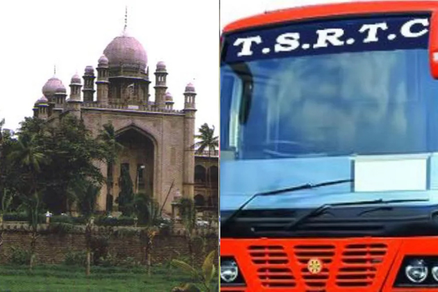 Telangana high court postpones trials on tsrtc employees