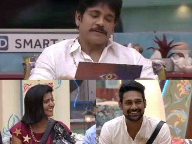 Varun and Shiva Jyothi Becomes Star of The House in Bigg Boss 3 House