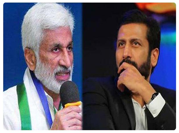 Vijay Sai Reddy Letter to Chief Justice Over TV9 Ex CEO Ravi Prakash