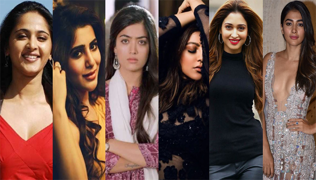 Who is No 1 heroine in Tollywood?