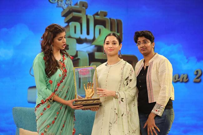 Anila Impressions Attracting Celebrities