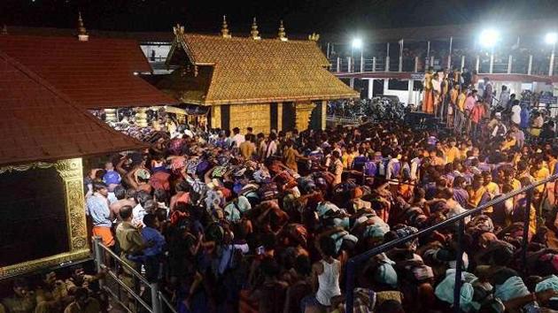 BJP Targets Sabarimala in South India