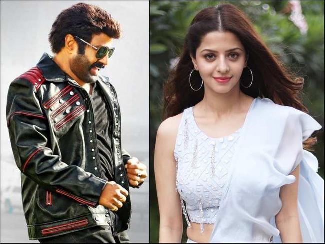 Balayya To Romance With Vedika In Next Movie