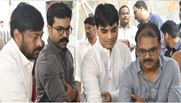 Cost Cutting For Chiranjeevi And Koratala Siva 152nd Movie