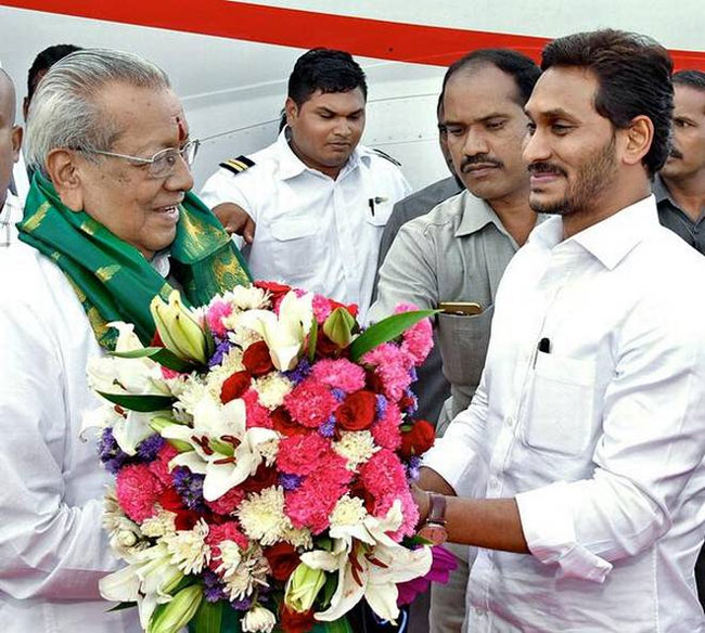 Jagan Important Meeting With Governor