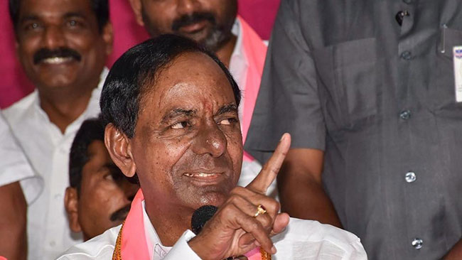 KCR Not Caring those Losers in Elections