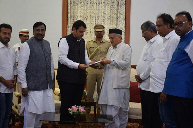 Maharashtra CM Devendra Fadnavis Resigned