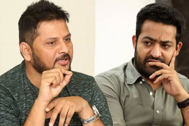 NTR Responds on About Surender Reddy Comments