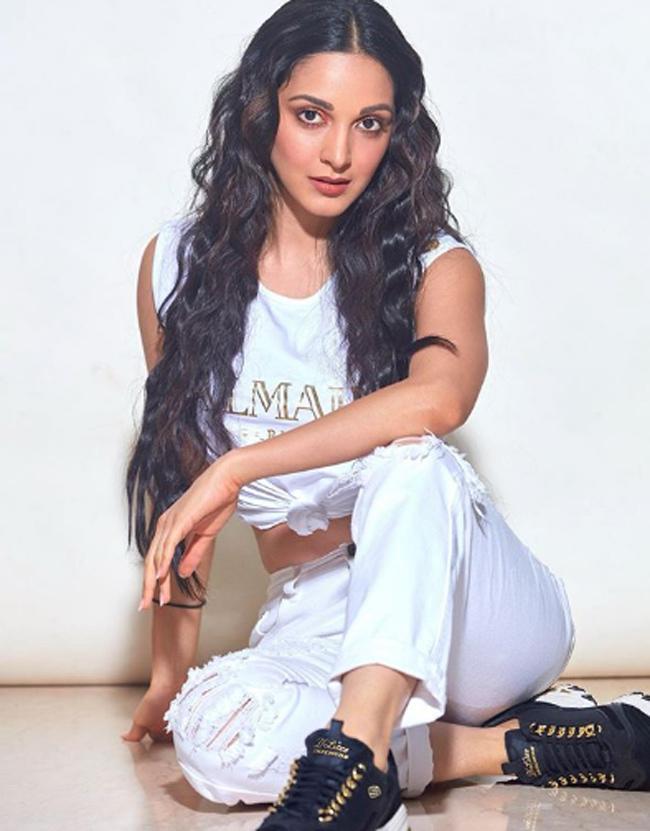 Photo Story : Huge Demand For Kiara Adwani