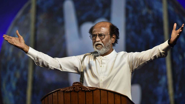 Rajinikanth Sensational Comments on Tamilnadu Politics