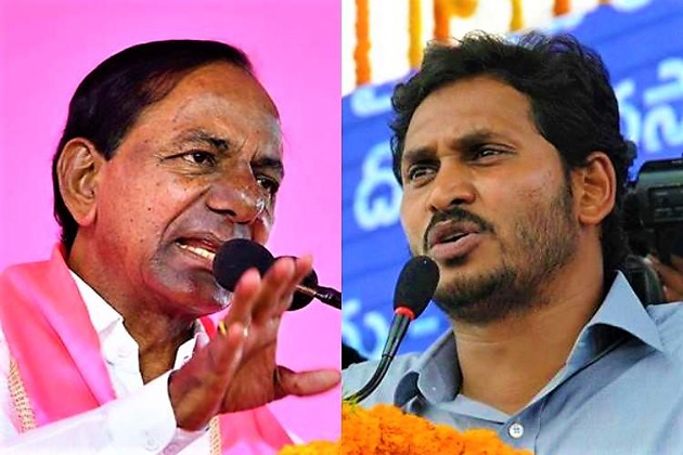 Reason behind Jagan Maintain Distance with KCR