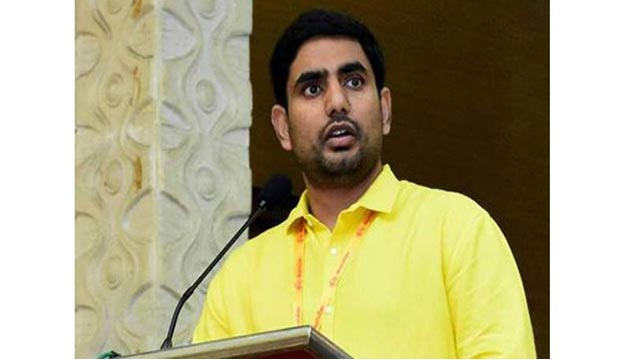 TDP leaders Targets Nara Lokesh