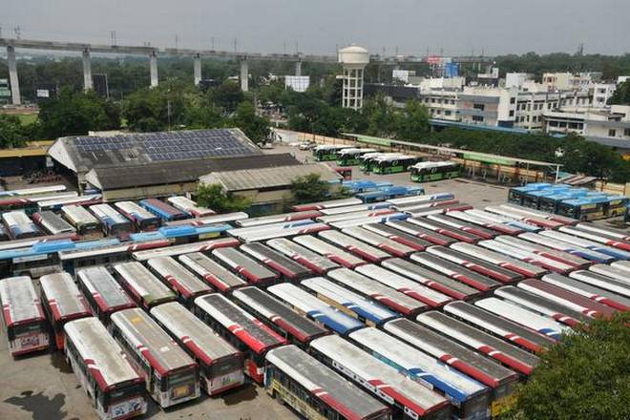 TSRTC Strike Called Off -RTC JAC After 47 days