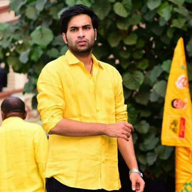 That is why Avinash says goodbye to TDP
