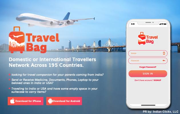 You can Earn While Travel With Travel Bag App