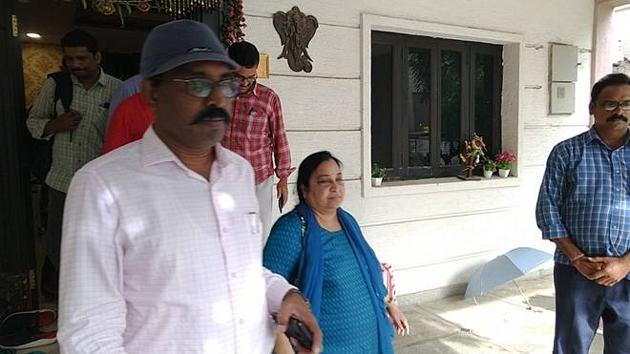 ACB Arrest Former IMS Director Ch Devika Rani