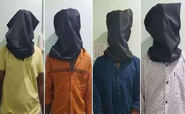 All 4 accused in Hyderabad vet rape and murder accused killed in police encounter
