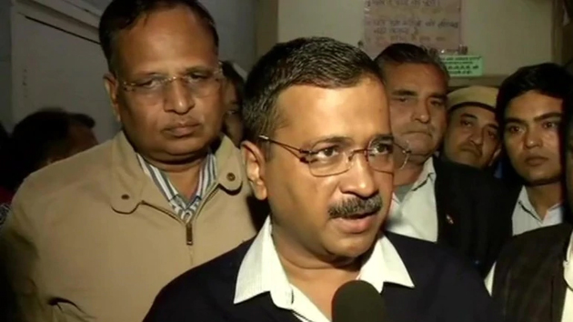 Arvind Kejriwal announces relief of Rs 10 lakh For Fire Victims
