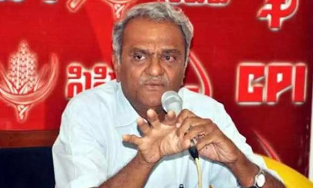 CPI Narayana Take U Turn on about Disha Murder Accused Encounter