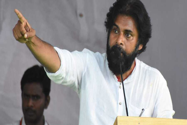 Chances to File Case On Pawan kalyan on about His Comments on Jagan