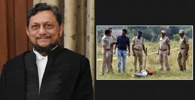 Chief Justice SA Bobde on Hyderabad Encounter