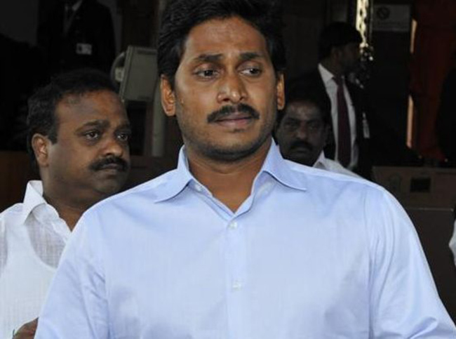 Cm Ys Jagan en route to Kadapa Due to his P.A Narayan sudden Died of illness.
