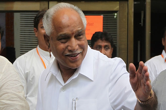 Exit Polls Favours to Yeddyurappa BJP Government in Karnataka
