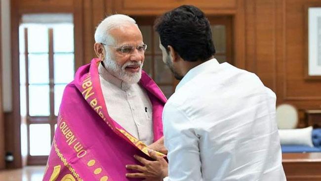 Jagan Not Gave Time To Modi But Gave Time To Jagan