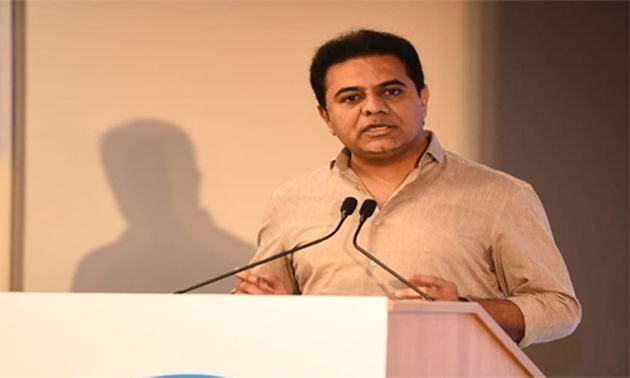 KTR On about Hyderabad IT Sector