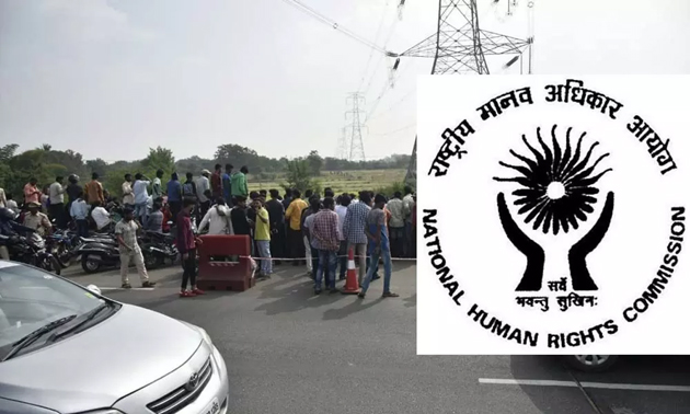 NHRC issues notices to Telangana police on encounter