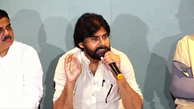 Pawan kalyan Responds on About His Re entry in Movies