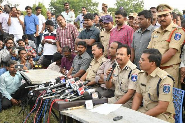 SI And Constable In ICU involved in Disha Murder accused Encounter