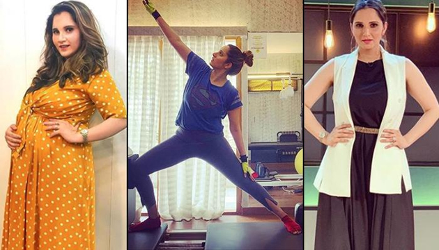 Sania Mirza Shares Secrets Of Her Post-Pregnancy Weight
