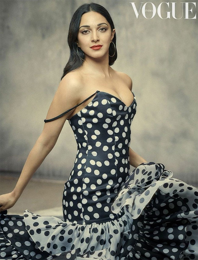 Vogue 2019 Kiara Advani Is The New Fashion Diva